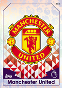 Match Attax 2017 Manchester United Cards