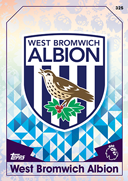 Match Attax 2017 West Bromwich Albion Cards