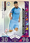 Match Attax 2017 Limited Edition Cards
