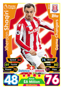 Match Attax 2018 Game Changers Cards