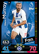 Match Attax 2019 Fan Favourites Cards