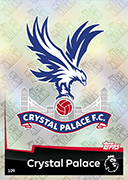 Match Attax 2019 Crystal Palace Cards