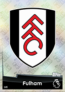 Match Attax 2019 Fulham Cards