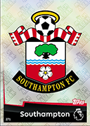 Match Attax 2019 Southampton Cards