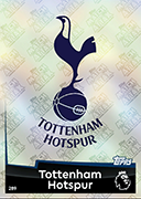 Match Attax 2019 Tottenham Hotspur Cards