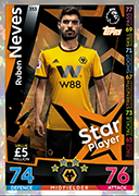 Match Attax 2019 Star Players Cards