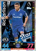 Match Attax 2019 Star Signings Cards