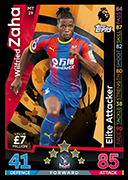 Match Attax 2019 Elite Attackers Cards
