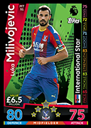 Match Attax 2019 International Stars Cards