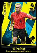 Match Attax 2019 Tactic and Promo Cards