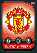 Match Attax 2020 Manchester United Cards