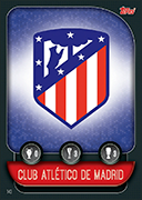 Match Attax 2020 Atletico Madrid Cards
