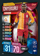 Match Attax 2020 Galatasary Cards