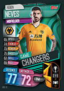 Match Attax 2020 Game Changers Cards