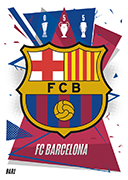 Match Attax 2021 Barcelona Cards