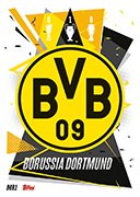 Match Attax 2021 Borussia Dortmund Cards