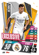 Match Attax 2021 Spainish Exclusives Cards
