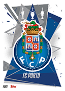 Match Attax 2021 Porto Cards