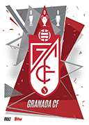 Match Attax 2021 Granada Cards