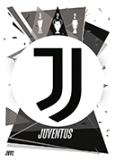 Match Attax 2021 Juventus Cards