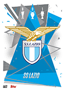 Match Attax 2021 Lazio Cards