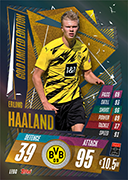 Match Attax 2021 Limited Edition Cards