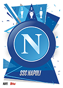 Match Attax 2021 Napoli Cards