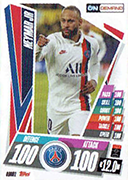 Match Attax 2021 On-Demand Cards