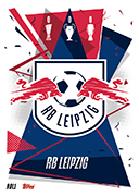 Match Attax 2021 RB Leipzig Cards