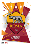 Match Attax 2021 Roma Cards