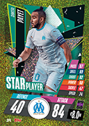 Match Attax 2021 Star Player Cards