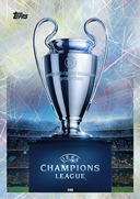 Champions League Match Attax 2016 UEFA Logos Cards