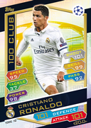 Champions League Match Attax 2017<br />100 Club Cards