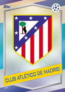 Champions League Match Attax 2017<br />Atletico Madrid Cards