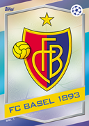 Champions League Match Attax 2017<br />Basel Cards