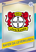 Champions League Match Attax 2017<br />Bayer Leverkusen Cards