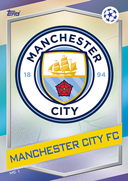 Champions League Match Attax 2017<br />Manchester City Cards