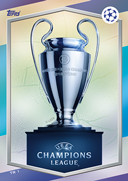 Champions League Match Attax 2017<br />Club Badges Cards