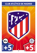 Atletico Madrid Club Badge