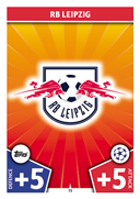 Champions League Match Attax 2018<br />RB Leipzig Cards
