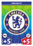 Champions League Match Attax 2018<br />Chelsea Cards