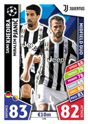 Champions League Match Attax 2018<br />Duo Cards