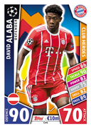 Champions League Match Attax 2018<br />Club Hero Cards