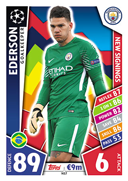 Champions League Match Attax 2018<br />New Signing Cards