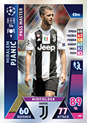 Champions League Match Attax 2019<br />Pass Master Cards