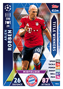Champions League Match Attax 2019<br />Title Winner Cards