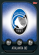 Champions League Match Attax 2020<br />Atalanta Cards