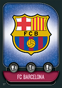 Champions League Match Attax 2020<br />Barcelona Cards