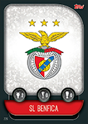 Champions League Match Attax 2020<br />Benfica Cards