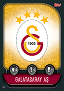Champions League Match Attax 2020<br />Galatasaray Cards